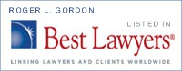 Best Lawyer Roger Gordon