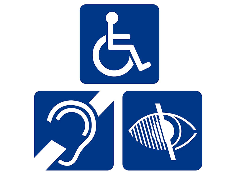 Disability in California