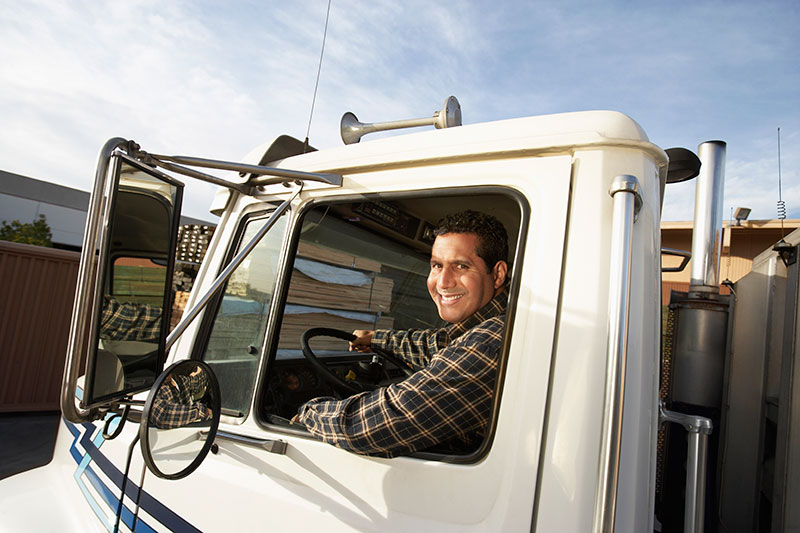 Truck Driver in California