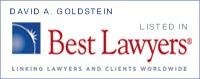 Best Lawyers - David Goldstein