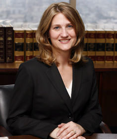 Personal Injury Attorney Eugenia Steele Bio Photo