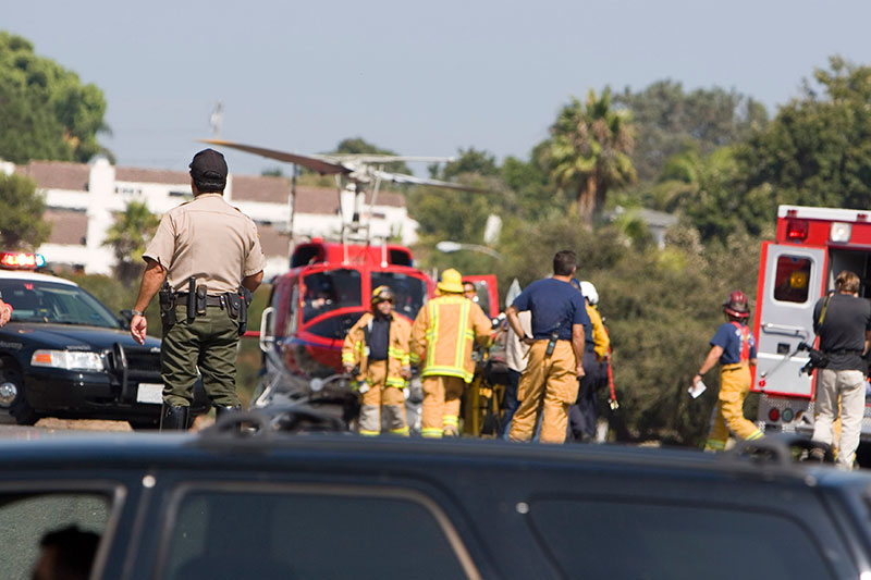 California Workers' Comp Laws for First Responders