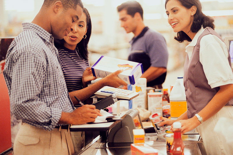 Workers Comp Issues for Grocery Clerks