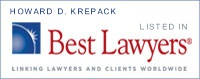 Best Lawyers: Howard Krepack