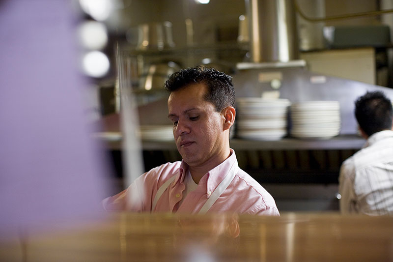 Restaurant workers and workers' compensation