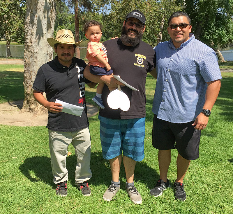Teamsters Local 630 Picnic, 2017