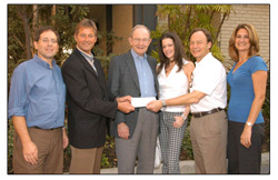 Law Firm Donates $10,000 toScott Bleifer Scholarship Fund